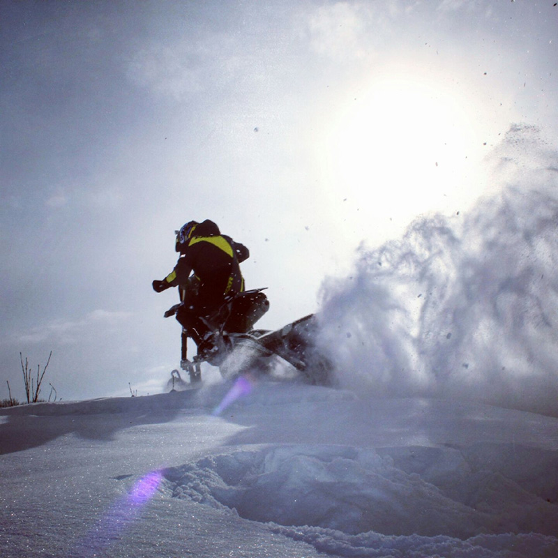 Flybyu Yeti Snowbike